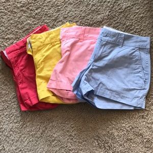 ON shorts bundle